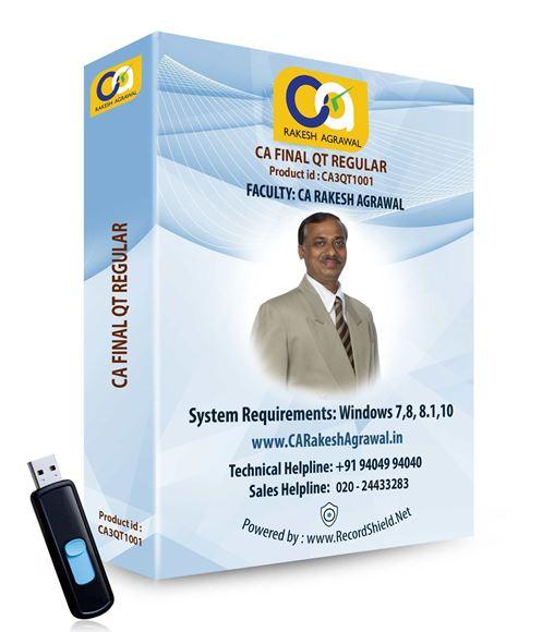 CA Final QT Regular